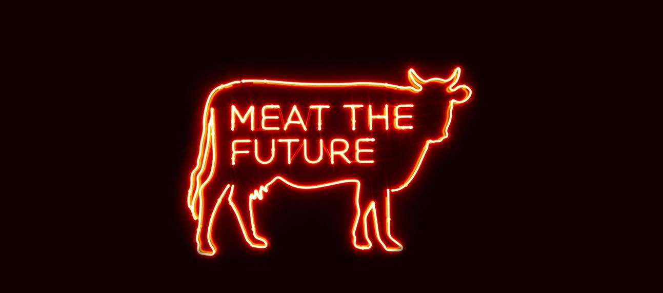Meat the Future logo