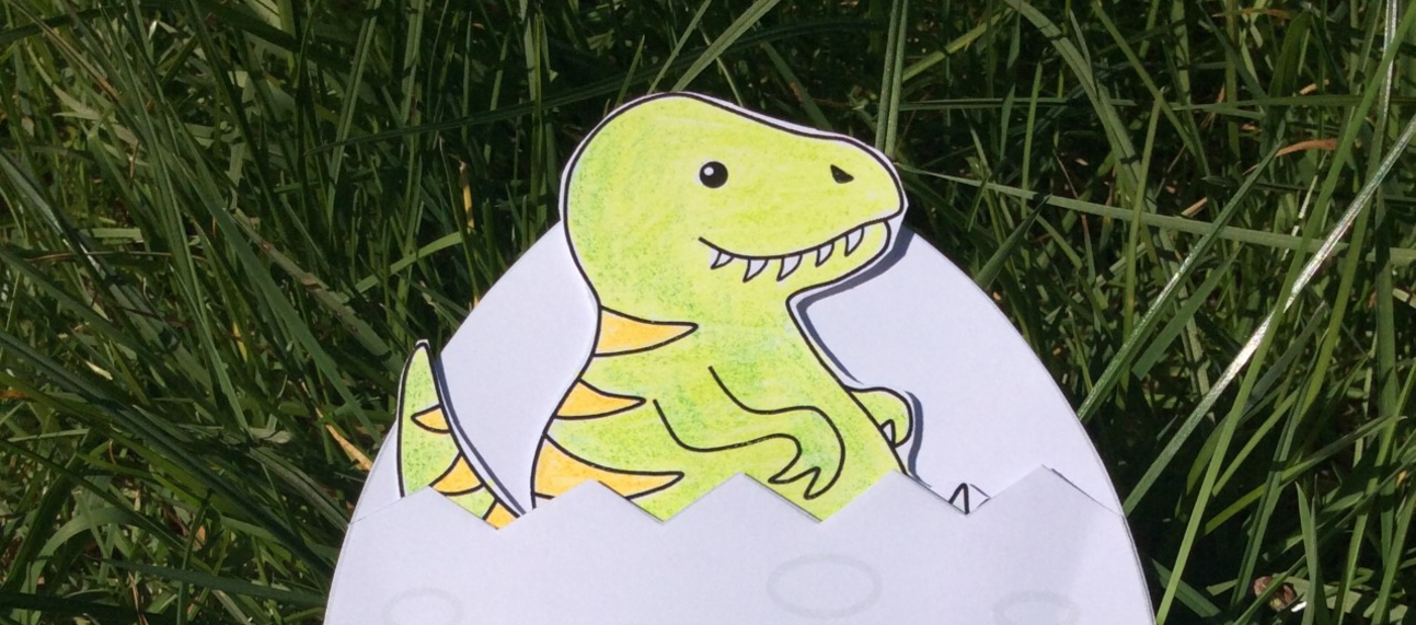 t rex craft example