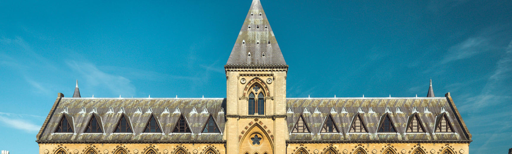 Oxford University Museum of Natural History exterior