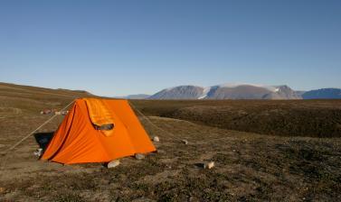 Sirius Passet, Greenland