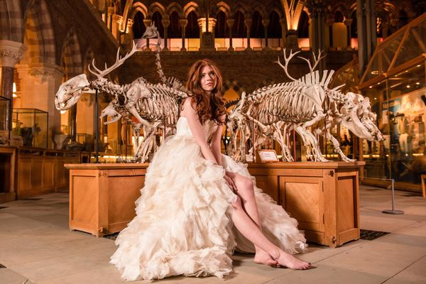 bridal photoshoot  north court skeleton parade landscape  copy