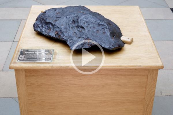 meteorite audio