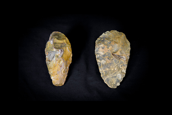 wolvervcote hand axes