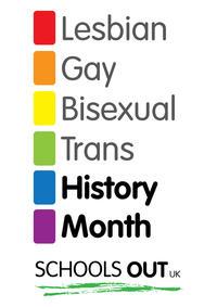 LGBT History Month logo